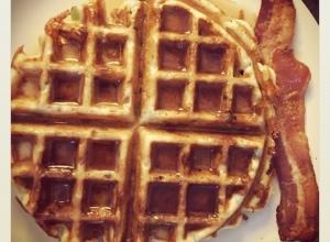 It's Monday & I'm Boring: Waffles & Uncle Tupelo & Miscellany Edition