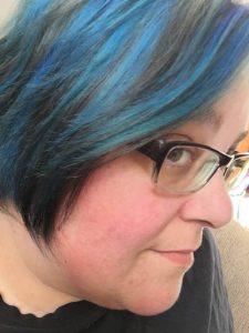 bluehairedladyofthelowlands