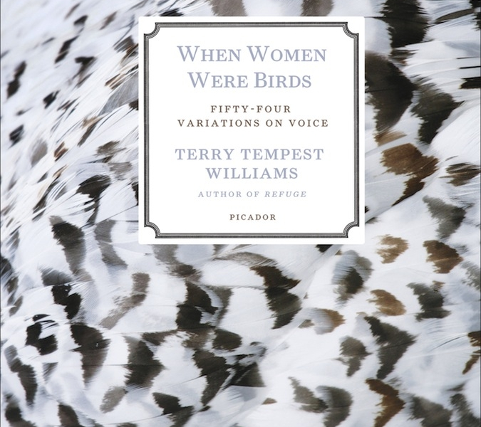 terry tempest williams essay Terry tempest williams is the author of numerous books, including refuge: an unnatural history of family and place an unspoken hunger: stories from the field desert quartet leap red: patience and passion in the desert the open space of democracy, finding beauty in a broken world, and, most.
