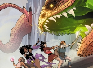 In Love with The Rat Queens